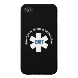 Emergency Med Tech iPhone 4/4S Cases