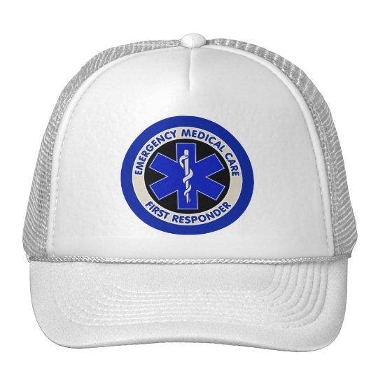 Emergency Medical Care First Responder Cap