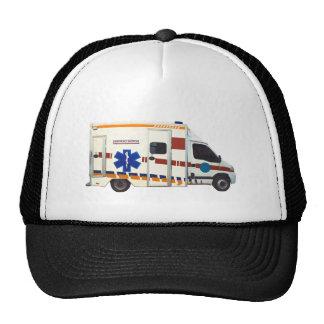 emergency medical mesh hat