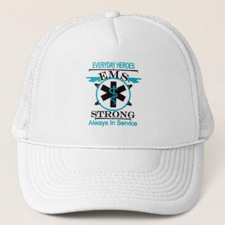 Emergency Medical Service Week Honoring EMS Worker Trucker Hat
