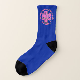 Emergency Medical Services Trained Socks
