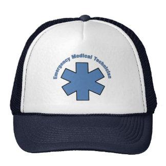 Emergency Medical Technician Cap