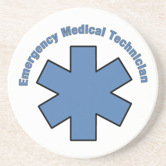 Emergency Medical Technician Coasters
