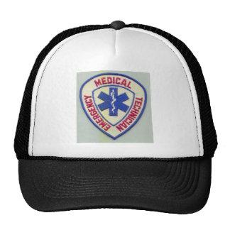 EMERGENCY MEDICAL TECHNICIAN EMT CAP