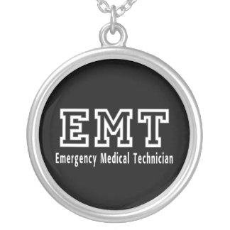 Emergency Medical Technician Custom Necklace