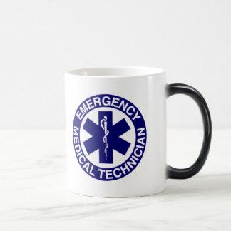 EMERGENCY MEDICAL TECHNICIANS EMT MAGIC MUG