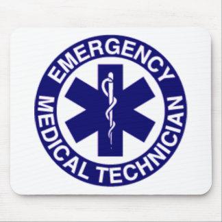 EMERGENCY MEDICAL TECHNICIANS EMT MOUSE MAT