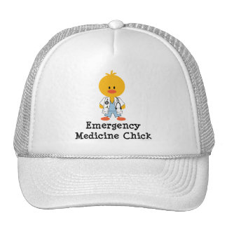 Emergency Medicine Chick Hat
