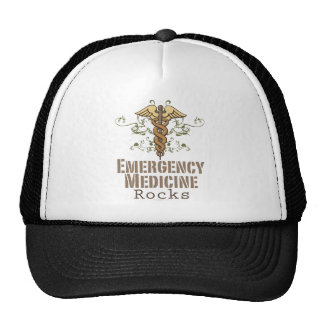 Emergency Medicine Rocks Hat