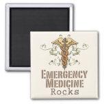 Emergency Medicine Rocks Magnet