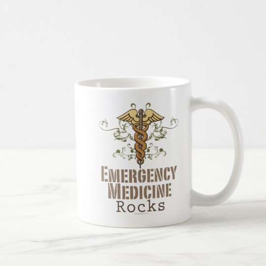 Emergency Medicine Rocks Mug