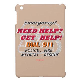 Emergency_Need_Help iPad Mini Cases