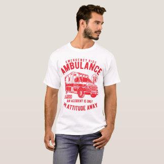 Emergency Ride Ambulance T-Shirt