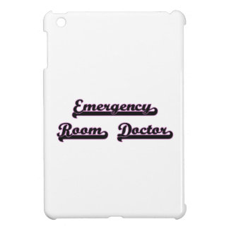 Emergency Room Doctor Classic Job Design Cover For The iPad Mini