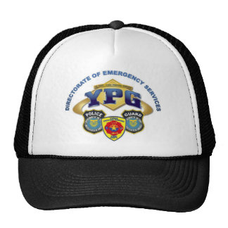 Emergency Services Mesh Hats