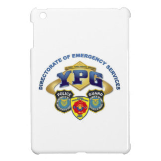 Emergency Services Cover For The iPad Mini