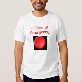 Emergency T-shirts