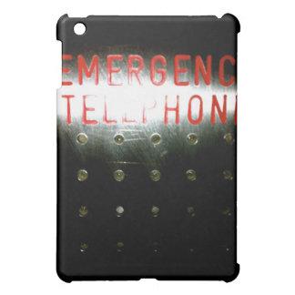 Emergency Telephone  iPad cover