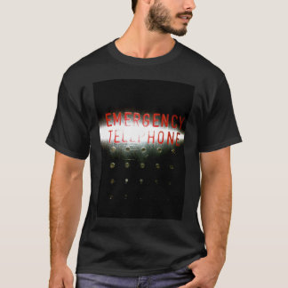 Emergency Telephone - T-shirt