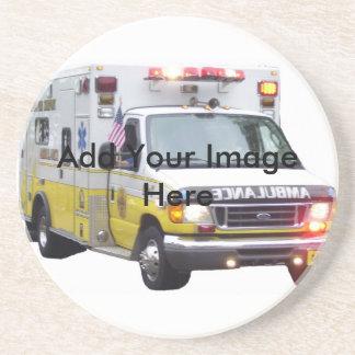 Emergency Vehicle Coaster