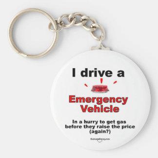 Emergency Vehicle Keychain