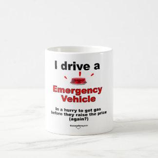 Emergency Vehicle Mug
