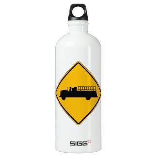 Emergency Vehicle Warning, Traffic Sign, USA SIGG Traveller 1.0L Water Bottle