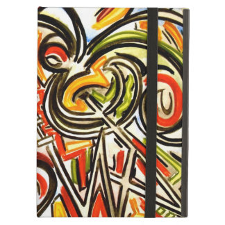 Emerging Butterfly-Abstract Art Hand Painted iPad Air Cases