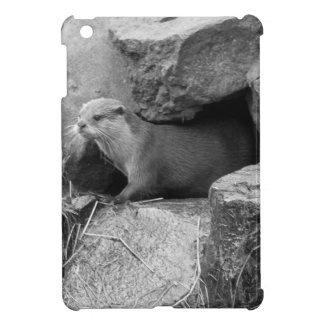 """Emerging Otter"" ipad mini case"