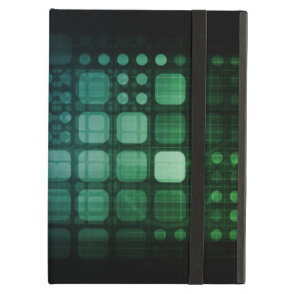 Emerging Technologies Around the World as Art iPad Air Cover