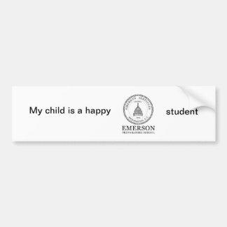 Emerson Bumper Sticker