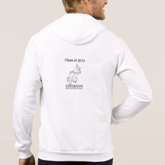Emerson Class of 2012 Wear (Owl) Hoodie