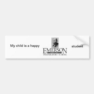 Emerson (George) Bumper Sticker