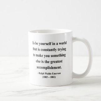 Emerson Quote 4a Coffee Mug