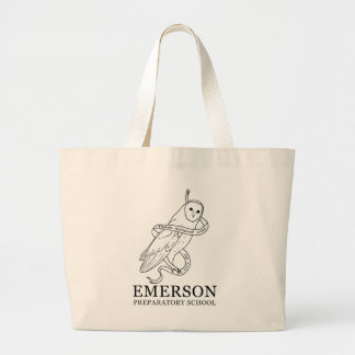 Emerson Tote Bag (Owl)