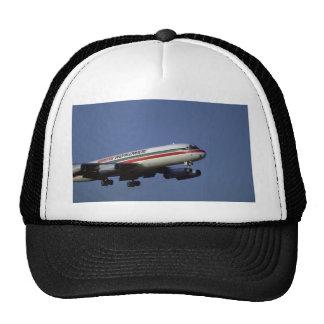 Emery Worldwide DC-8 Hats
