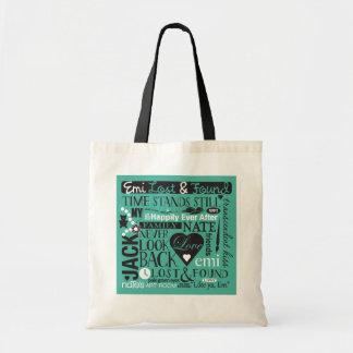 Emi Lost & Found collage bag