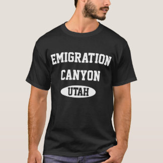Emigration Canyon Utah T-Shirt