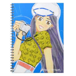 Emiko Sailing Notebooks