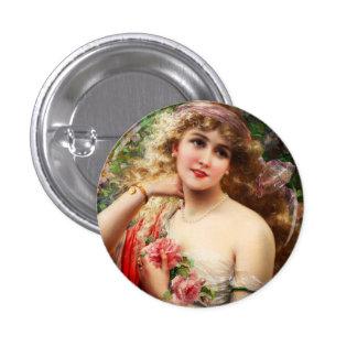 Emile Vernon Spring Button