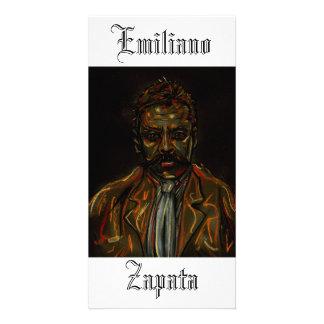 Emiliano Zapata Portrait Photo Greeting Card