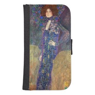 Emilie Floege, 1902 Samsung S4 Wallet Case