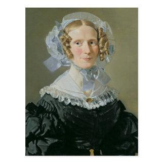Emilie Kessel  1839 Postcard