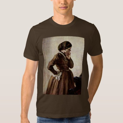 Emilie Menzel, Standing On The Piano Shirt
