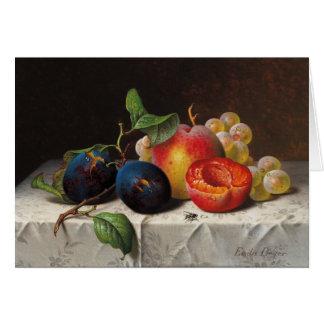 Emilie Preyer: Fruits and Fly Card