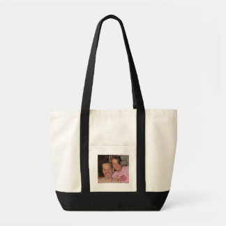 Emily And Her Uncle Bill Impulse Tote Bag