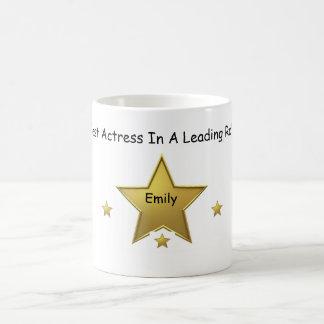 Emily-Best Actress Coffee Mug