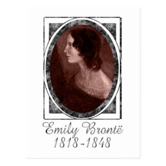 Emily Brontë Postcard