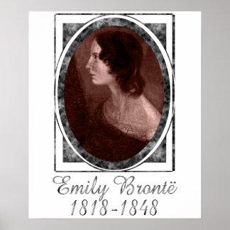 Emily Brontë Poster