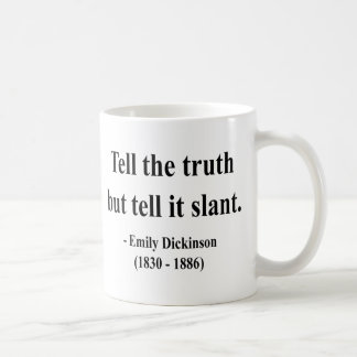 Emily Dickinson Quote 9a Coffee Mug